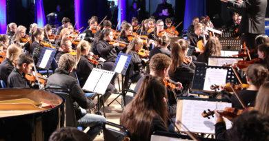 Encontro de Orquestras encanta Chapecó