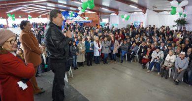 Cidade do Idoso de Chapecó festeja uma década de existência