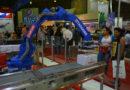 Mesal apresenta paletização robótica para o mercado da carne