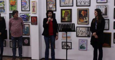 Nova Exposição na Escola de Artes de Chapecó