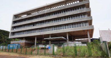 Obras do Centro de Inovação Tecnológico de Chapecó estão 65% concluídas