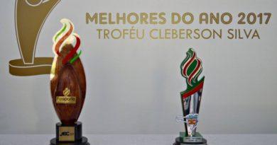 Troféu Cleberson Silva premia os melhores desportistas chapecoenses de 2018