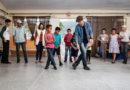 CRAS de Gaspar recebem mostras dos alunos das oficinas de artes do Detalhe Teatro no mês de dezembro