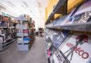 Biblioteca localizada no CIC reúne livros sobre arte e cultura