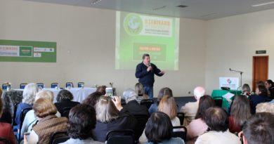 Lixo Zero é apresentado no II Seminário Internacional de Sustentabilidade