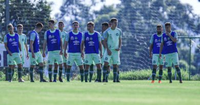 Chapecoense estreia no Campeonato Brasileiro Sub-20