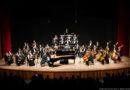 Evento-teste com a Camerata Florianópolis no Teatro Ademir Rosa