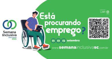 FUNDAÇÃO CATARINENSE DE CULTURA PARTICIPA DA SEMANA INCLUSIVA 2021